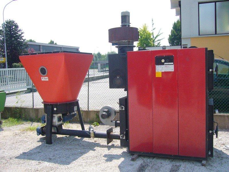 Macchinari usati aspirazione industriale aspiratore fumi for Macchinari pellet usati